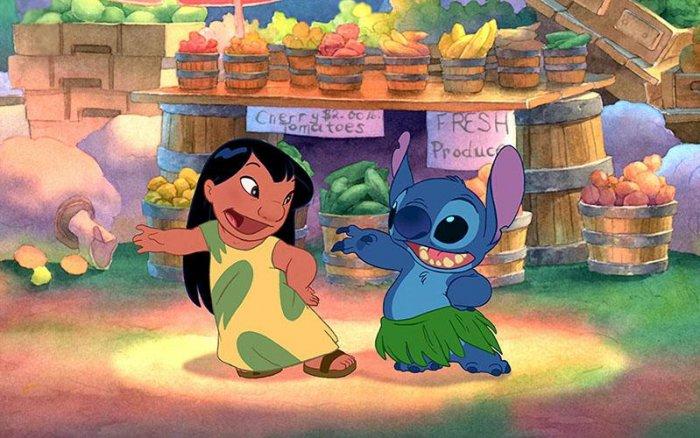 Disney готовит игровую киноверсию мультфильма «Лило и Стич»