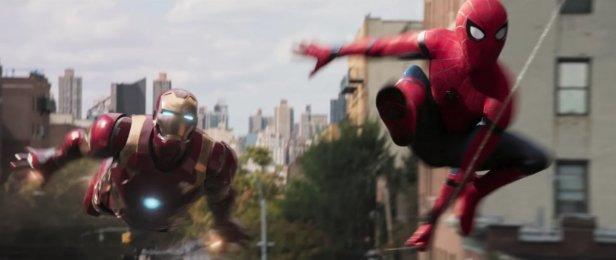 «Человек-паук» подвинул «Плохих парней»