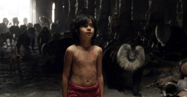 «Книга джунглей» выигрывает последний уикенд до пришествия «Первого мстителя»