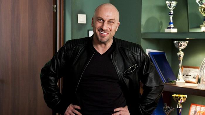Дмитрий Нагиев в сериале «Физрук»