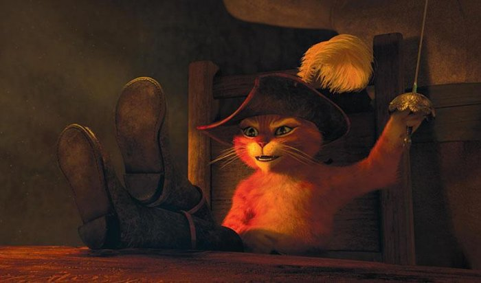 DreamWorks Animation разрабатывает сиквел «Кота в сапогах»