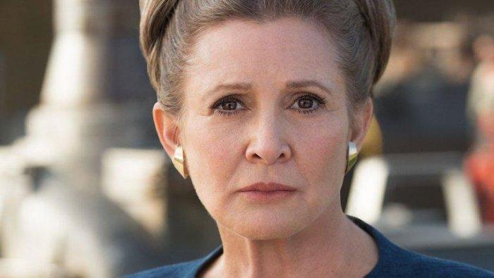 Кэрри Фишер вернется в девятом эпизоде «Звездных войн»