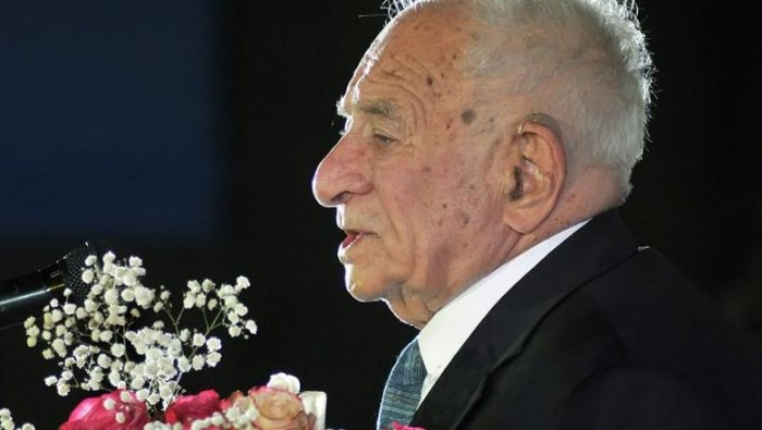 Умер Георгий Натансон