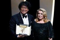 На Каннском фестивале победил Пон Чжун Хо с черной комедией «Паразиты»