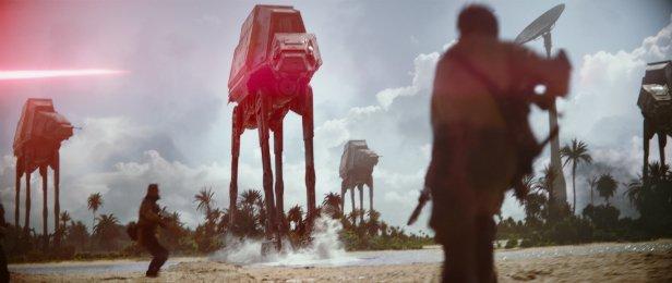 «Изгой-Один. Звёздные Войны: Истории» отправлен на пересъемки