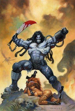 Warner Bros. реанимирует «хулиганский» комикс «Лобо»