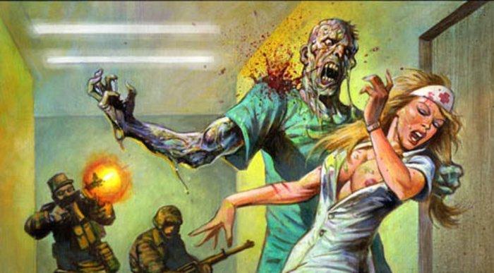Опубликованы концепт-арты к ремейку «Капли», который забросил Роб Зомби