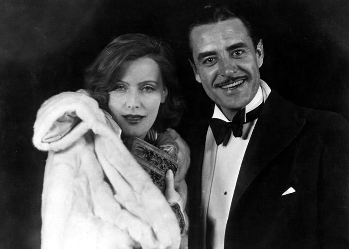 Грета Гарбо и Джон Гилберт, 1926 год
