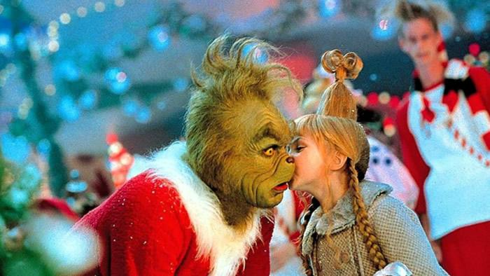 Кадр из фильма «Гринч — похититель Рождества»
