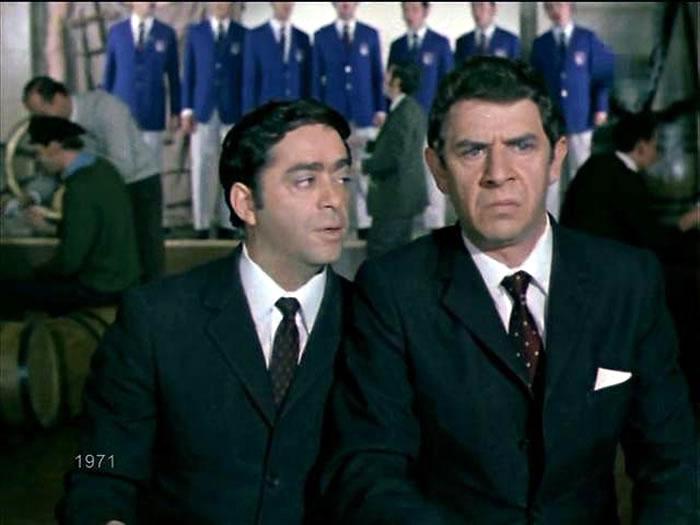 Кадр из фильма «Операция «Герцог»