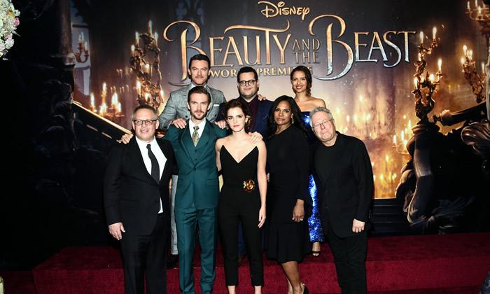 Команда фильма «Красавица и чудовище»