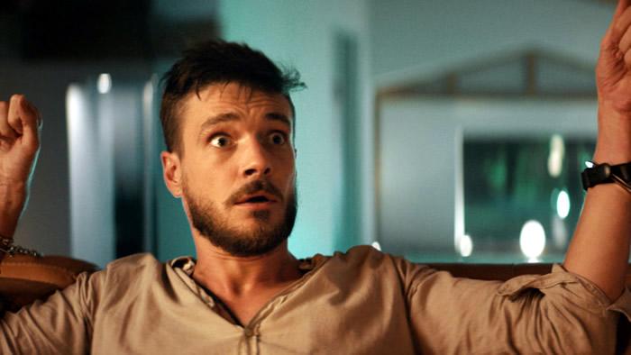 Максим Матвеев в фильме «Про любовь. Только для взрослых»