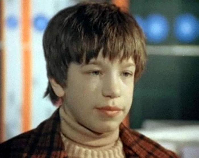 Павел Кассинский, сын Романа Карцева в серии «Ералаша» «Давай поспорим!»