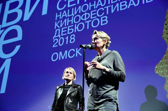 Виктория Толстоганова и Ангелина Никонова