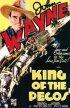 Постер «Король реки Пекос»