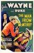 Постер «Человек из Монтерея»