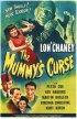 Постер «Проклятие мумии»