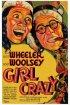 Постер «Girl Crazy»
