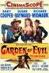 Постер «Сад зла»