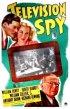 Постер «Телевизионный шпион»