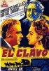 Постер «El clavo»