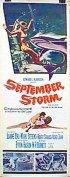 Постер «Буря в сентябре»