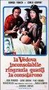 Постер «Безутешная вдова благодарит всех, кто утешит ее»