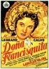Постер «Doña Francisquita»