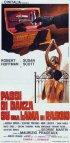 Постер «Passi di danza su una lama di rasoio»