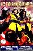 Постер «Три мушкетёра»