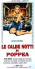 Постер «Горячие ночи Поппеи»