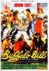 Постер «Буффало Билл – герой Дикого Запада»