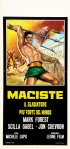 Постер «Мацист, самый сильный гладиатор в мире»
