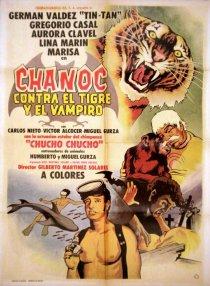 «Chanoc contra el tigre y el vampiro»