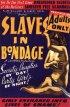 Постер «Slaves in Bondage»