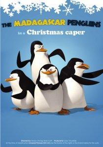 «Пингвины из Мадагаскара в рождественских приключениях»