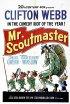 Постер «Мистер Скаутмастер»