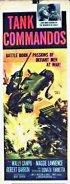 Постер «Tank Commandos»