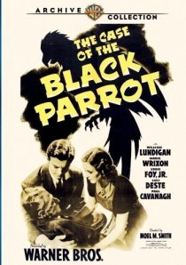 «The Case of the Black Parrot»
