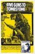 Постер «Five Guns to Tombstone»