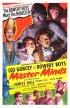 Постер «Master Minds»