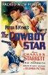 Постер «The Cowboy Star»