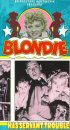Постер «Blondie Has Servant Trouble»