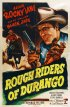 Постер «Rough Riders of Durango»