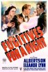 Постер «Fugitives for a Night»