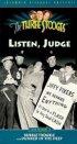 Постер «Listen, Judge»