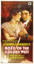 Постер «Rose of the Golden West»
