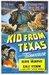 Постер «The Kid from Texas»
