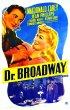 Постер «Доктор Бродвей»