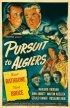 Постер «Погоня в Алжире»